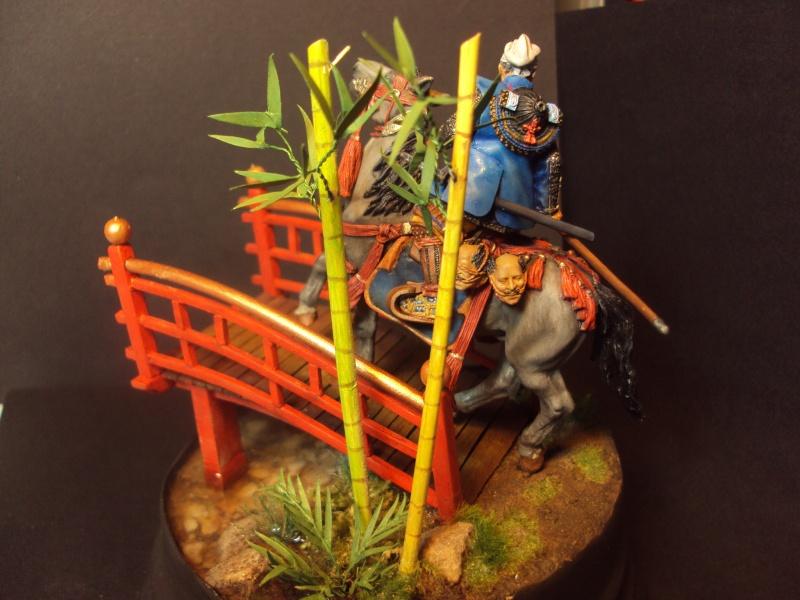 samourai a cheval 54mm 2013-013