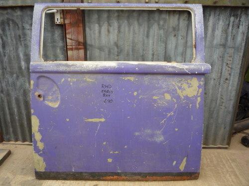 Missionare - 1969 Early/Low Light RHD T2a Bay Window Walkthrough Microbus Rhdear10