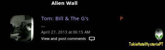[BTK TWINS APP] 27.04.2013 @Tom : Bill & os G's Bill11