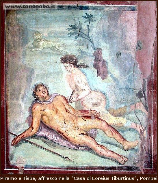 I Classici e l'Amore Piramo11