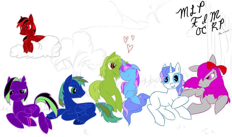 Pretty up the forum! YOU pick how it looks. Mlpfim10