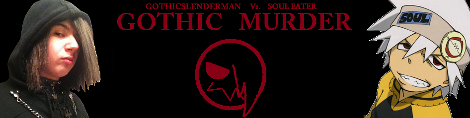 Gothic Murder, the GothicSlenderman crossover fighting game. (NEW UPDATE) Gmm10