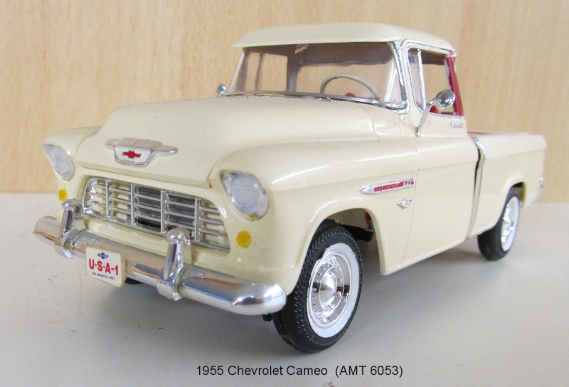 Chevrolet Pickups 1955_c10