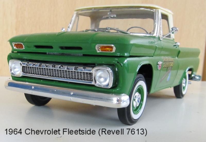 Chevrolet Pickups 1964_c10