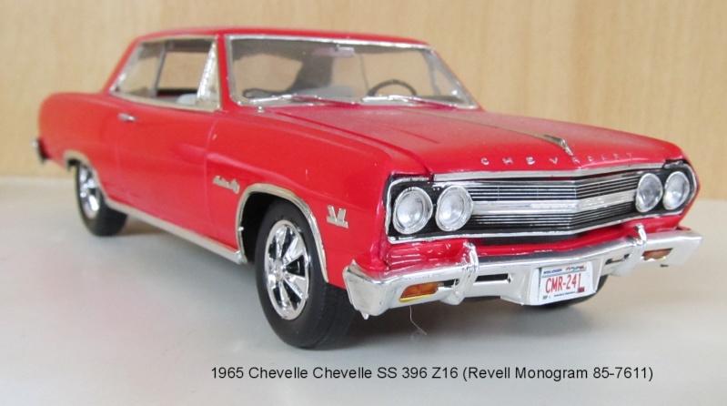 Meine Chevrolet Chevelle Modelle 1965_c11