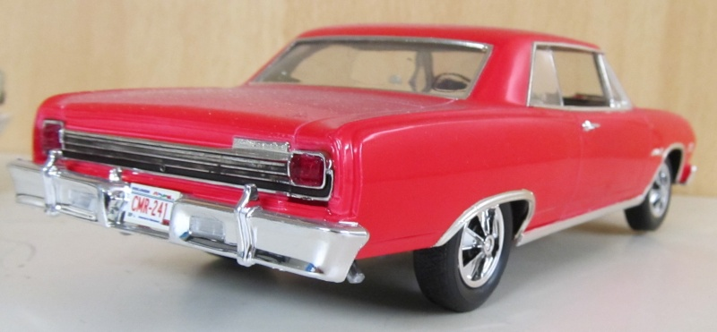 Meine Chevrolet Chevelle Modelle 1965_c13