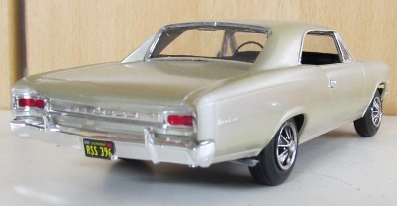 Meine Chevrolet Chevelle Modelle 1966_c11