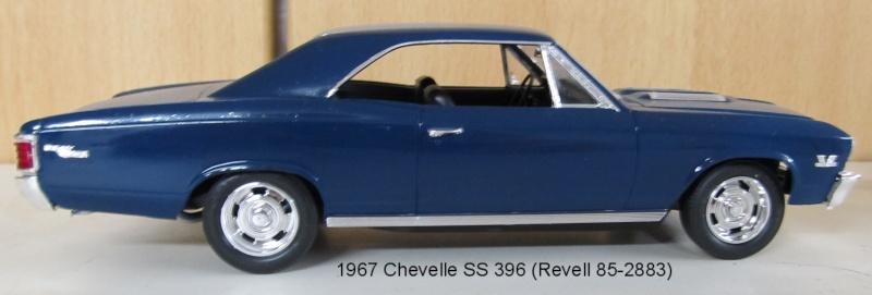 Meine Chevrolet Chevelle Modelle 1967_c10