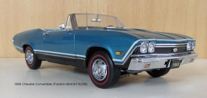 Meine Chevrolet Chevelle Modelle 1968_c10
