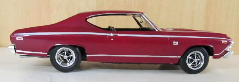 Meine Chevrolet Chevelle Modelle 1969_c12