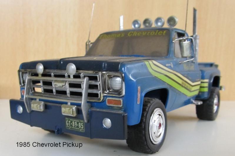 Chevrolet Pickups 1985_c10