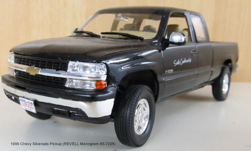 Chevrolet Pickups 1999_c10