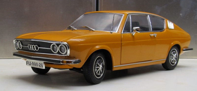 Blaasi's 1 zu 18er Audi_110