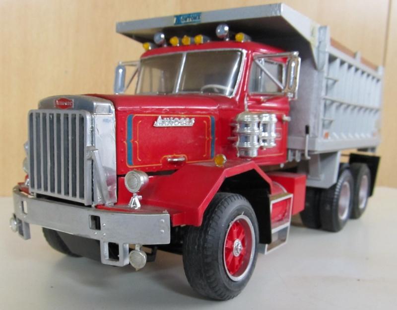 Kenworth W900 Dump Truck (Revell 07406) Maßstab 1 zu 25 Autoca12