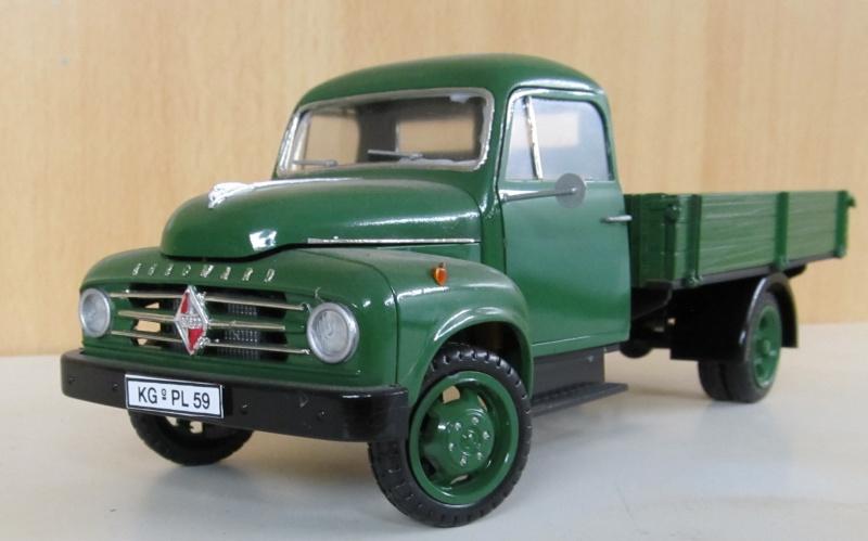 POLA-Modelle in 1 zu 22,5 Borgwa19