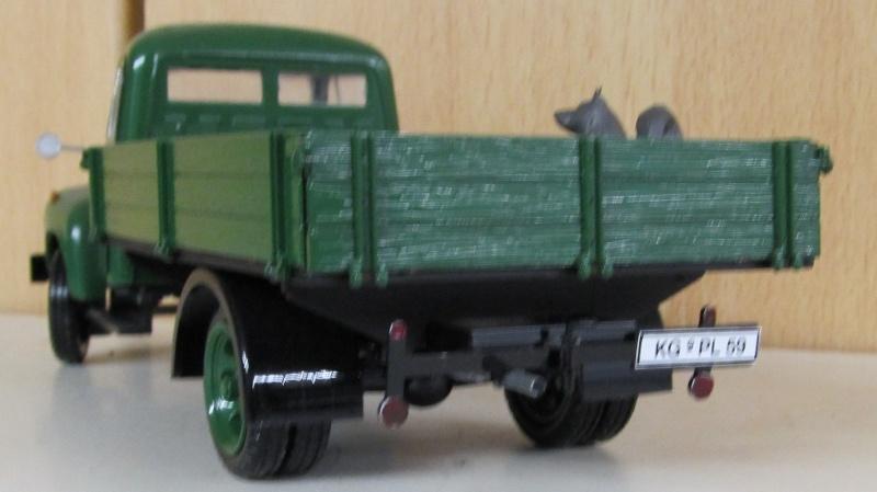 POLA-Modelle in 1 zu 22,5 Borgwa20