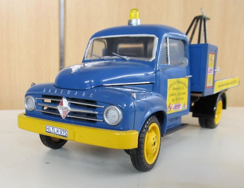 POLA-Modelle in 1 zu 22,5 Borgwa23