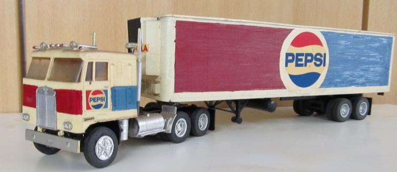 Meine Kenworth-Modelle in 1 zu 25 Kenwor42