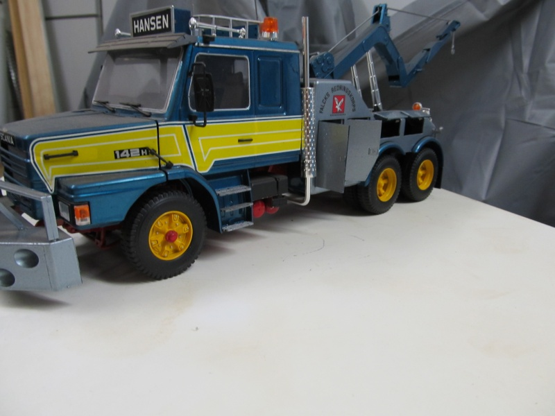 DAF NTT 2800 Abschlepper Scania10