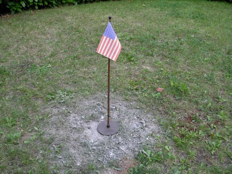 Asta e bandiera Stars & Stripes Dscn4052