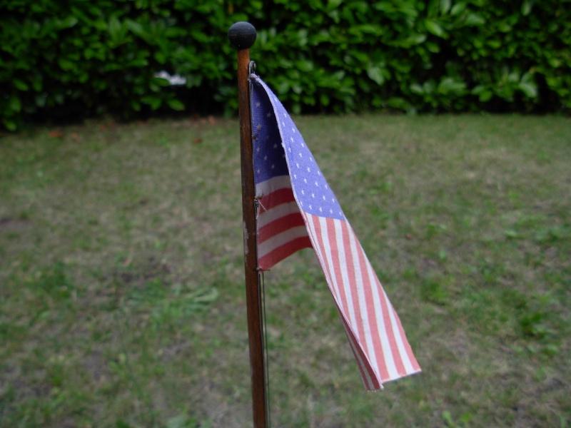Asta e bandiera Stars & Stripes Dscn4055
