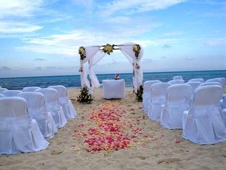 Vjenčanje na otvorenom (vjenčanje na plaži, u dvortištu, šatoru, dvorcu...) Canopy10
