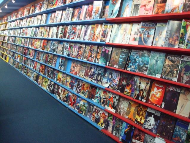 Trgovina stripovima - trgovina stripa Dsc07610
