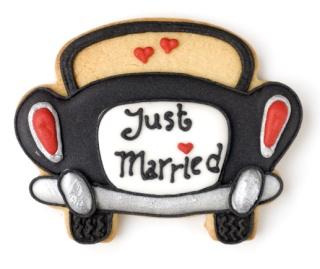 Just married - upravo vjenčani Just2010