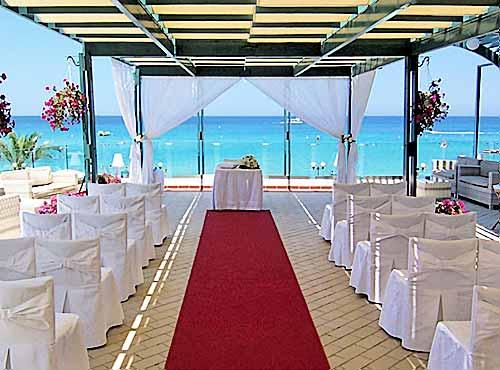Vjenčanje na otvorenom (vjenčanje na plaži, u dvortištu, šatoru, dvorcu...) Sunris10