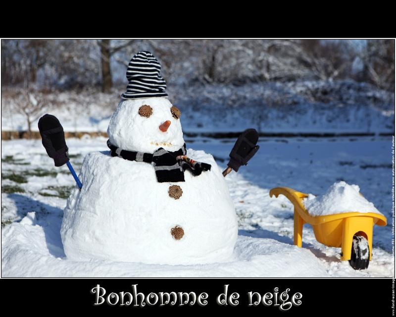 probleme montage bonhomme de neige :s Mon-bo10