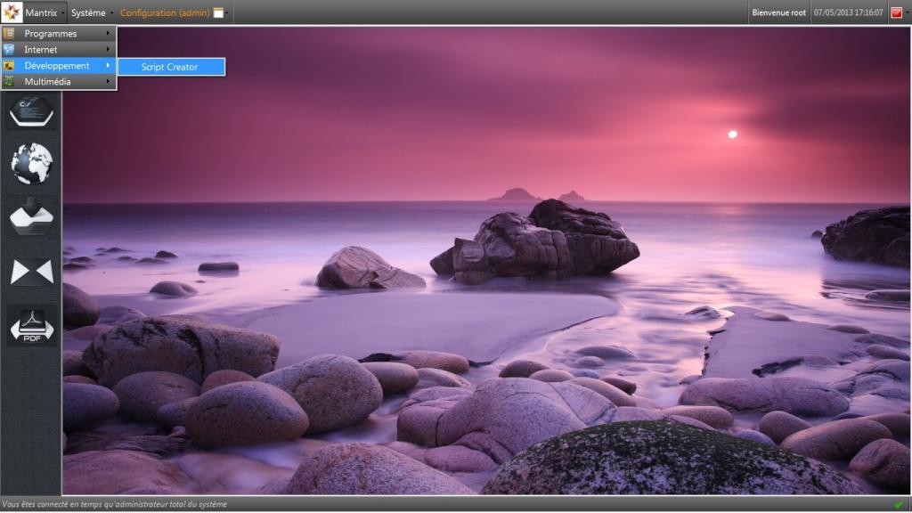 Mantrix Edition Red Serveur - Operating System Projet - Page 5 Apercu12