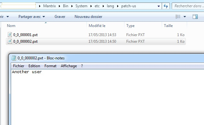 Mantrix Edition Red Serveur - Operating System Projet - Page 5 Les_tr10