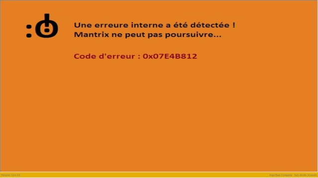 Mantrix Edition Red Serveur - Operating System Projet - Page 6 Orange10