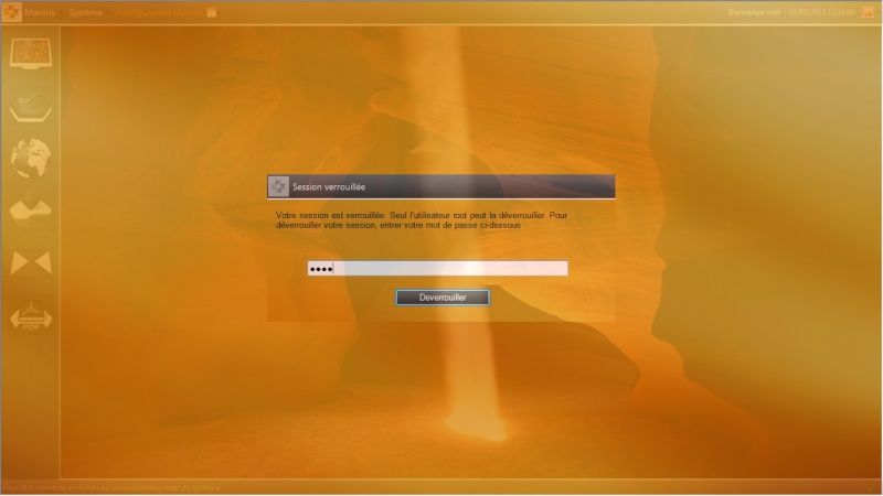 Mantrix Edition Red Serveur - Operating System Projet - Page 5 Verrou10