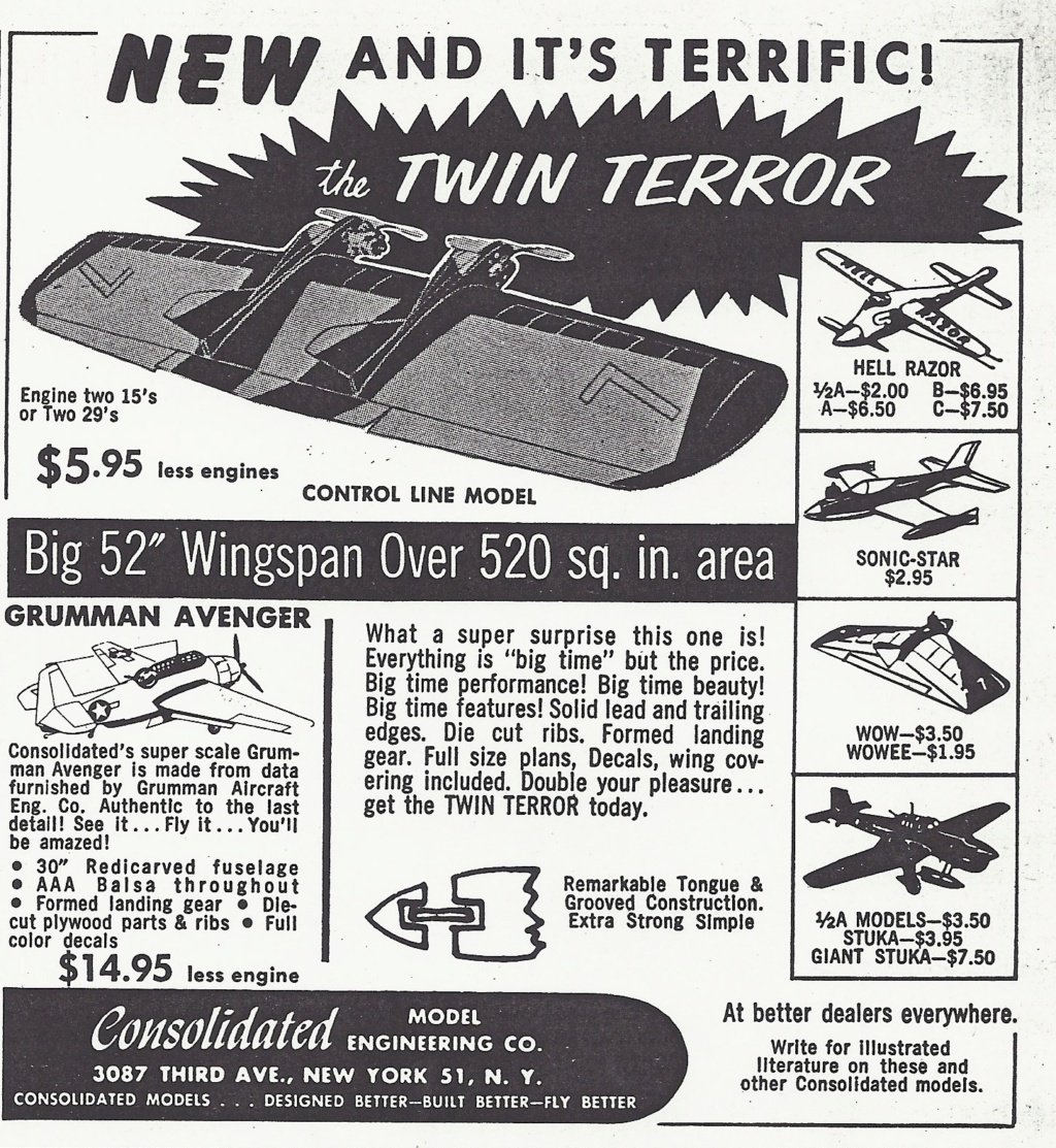 The Twin Terror  Advert12