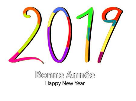 Happy year to all! Bonne-10