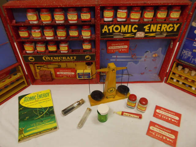 Most Dangerous Toy Ever Made! Chemcr10