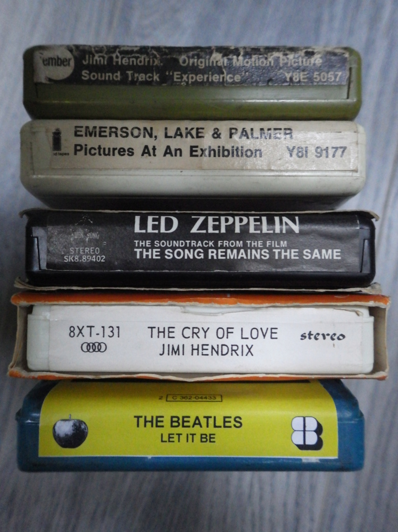Today is 8 TRACK day! Imgp6632
