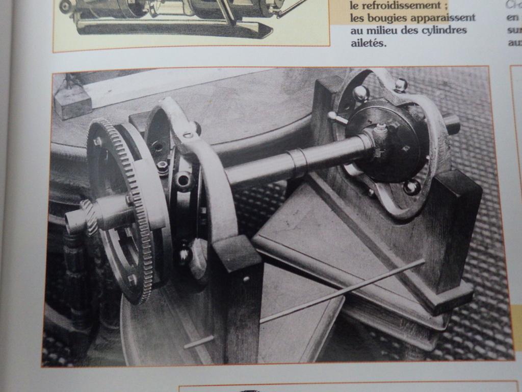 Cox Inline Engine Silver Bullet Imgp6644