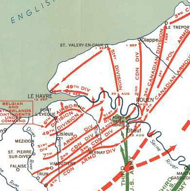 75 years ago, my village was liberated at last Map_4910