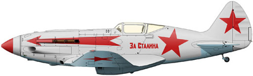 Remote Control Russian(?) Plane Mig_310