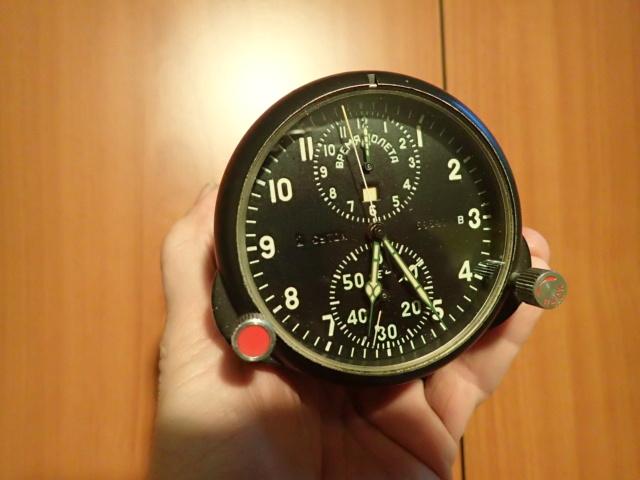 Watches.......Not a Rolex but it's still ticking err pulsing  Pa270010