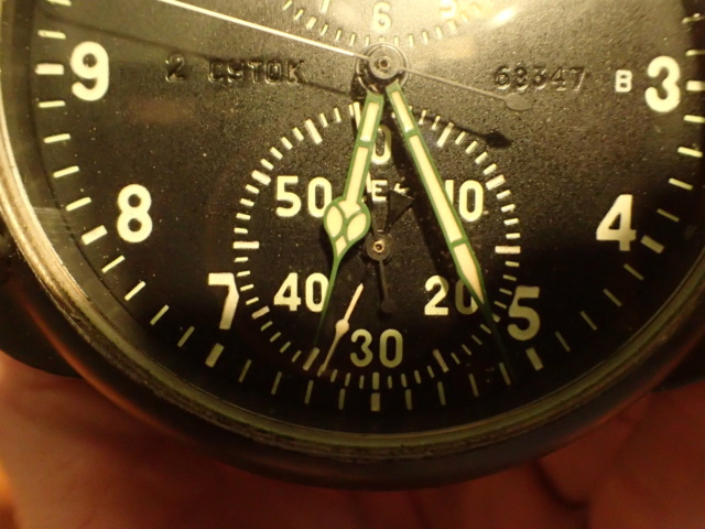 Watches.......Not a Rolex but it's still ticking err pulsing  Pa270011