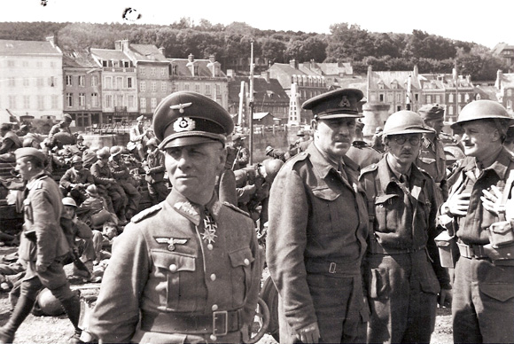 75 years ago, my village was liberated at last Rommel10