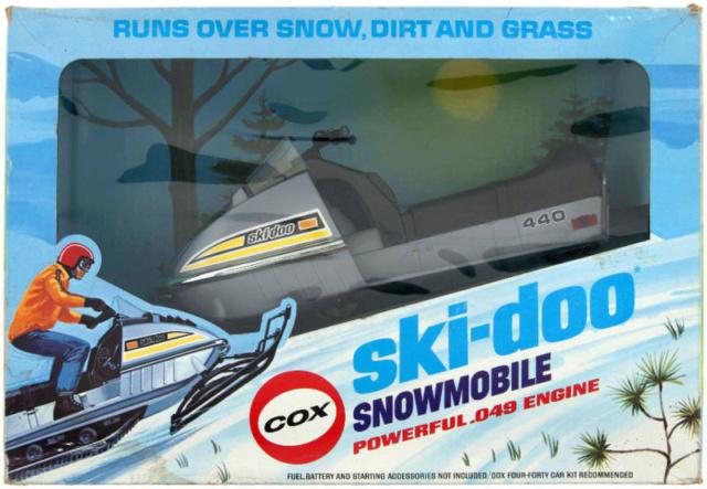 The Cars are the Stars Contest. Ski-do10