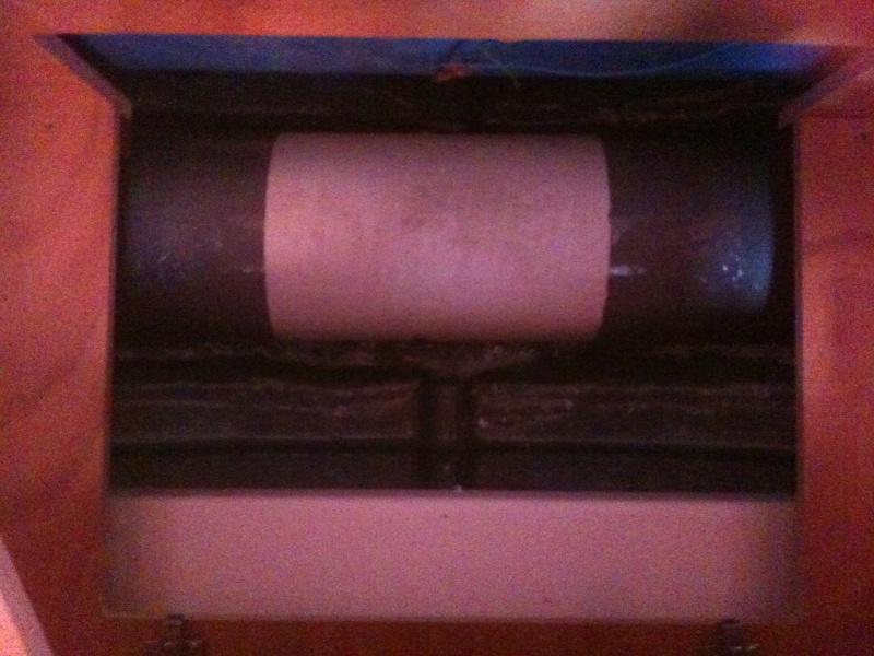 Pose et installation d'un propulseur d'étrave (Quick BTQ85DP) Img_0611