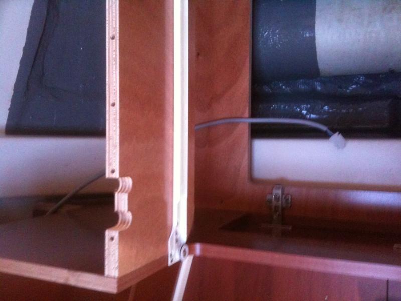 Pose et installation d'un propulseur d'étrave (Quick BTQ85DP) Img_0617
