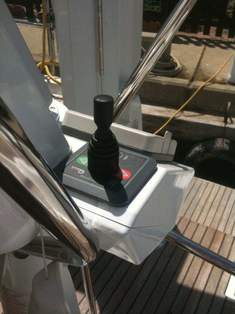 Pose et installation d'un propulseur d'étrave (Quick BTQ85DP) Img_0713