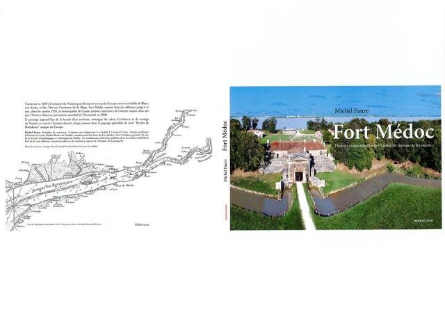 Le livre Fort Médoc  10045810