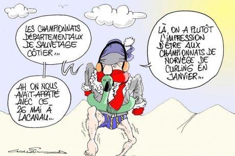 Les dessins humoristiques du Journal Sud Ouest sur l actualité du Médoc - Page 2 10642310